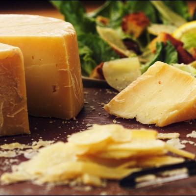 romano, cheese, food
