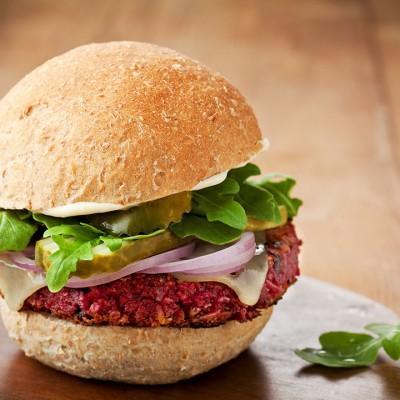 town hall cleveland veggie burger
