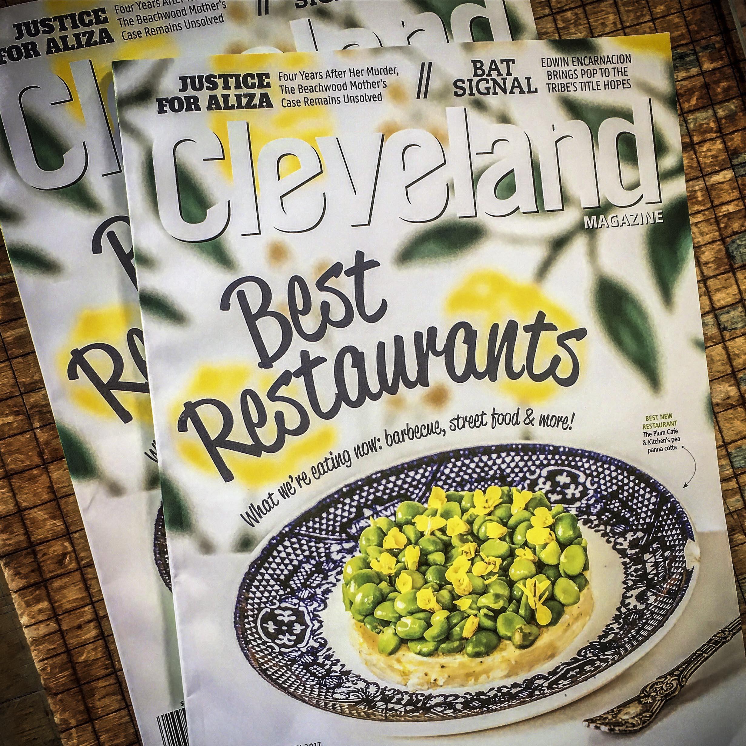 cleveland, ohio food & restaurant photography — taxel image group